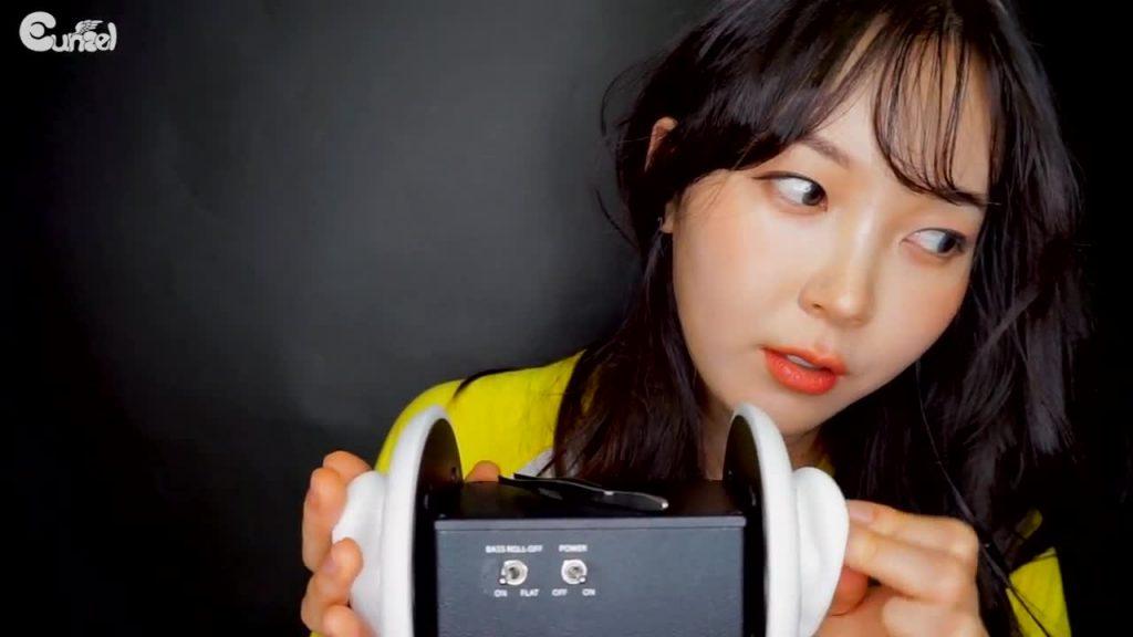 ASMR助眠视频日韩国吃播心跳声触发音下载