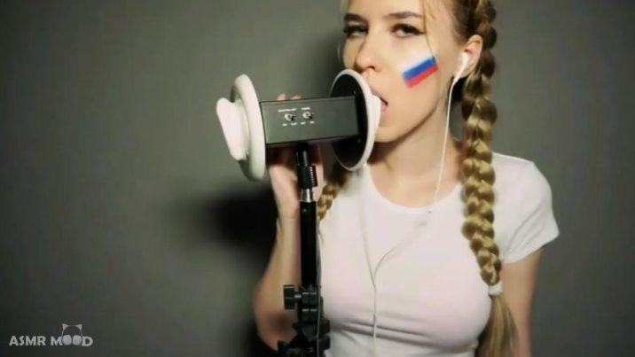毛妹MD世界杯asmr视频